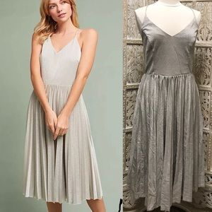 Anthropologie Elevenses Lunar Dress